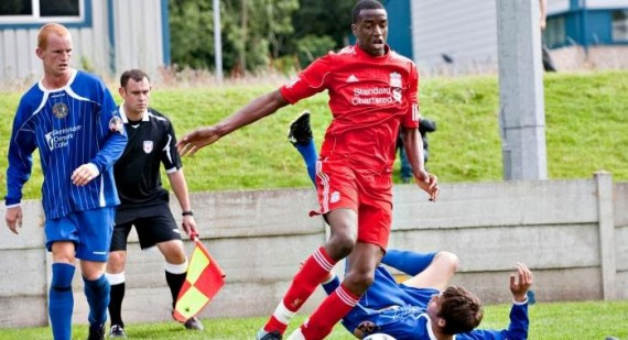 Michael Ngoo the next top Liverpool striker?