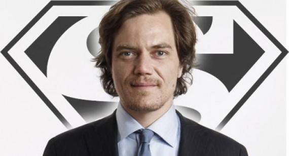 Michael Shannon talks Man of Steel