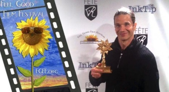 Michael Worth praises The Feel Good Film Festival
