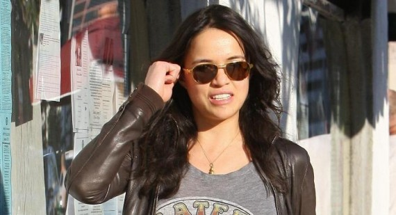 Michelle Rodriguez returning for The Fast and the Furious 6