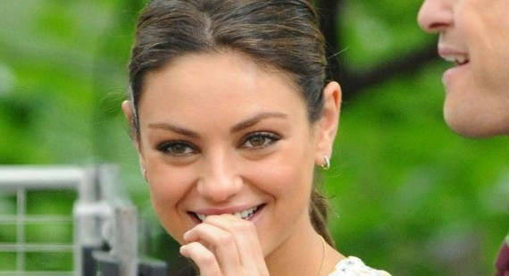 Mila Kunis 'Having Fun' With Ashton Kutcher, But It's 'Nothing Serious'