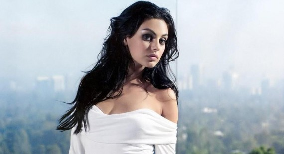 Mila Kunis: 'I don't think of myself as particularly attractive'