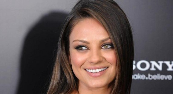 Mila Kunis enjoys Marine Corps Ball