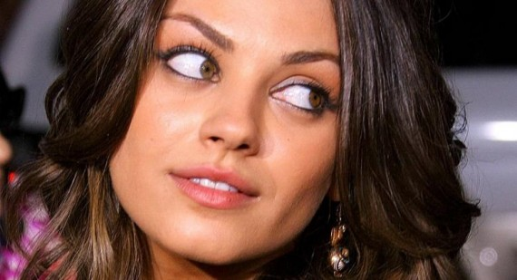 Mila Kunis reveals the key to being funny