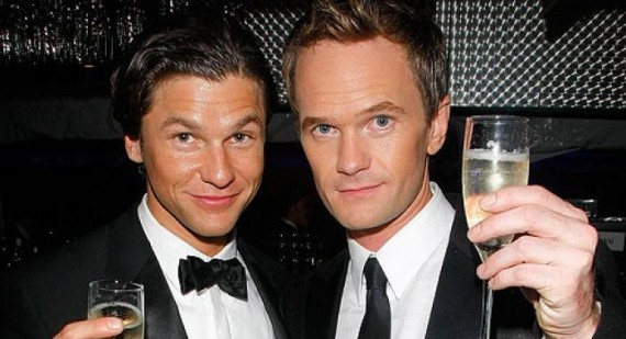 Neil Patrick Harris explains his love for gay partner David Burtka