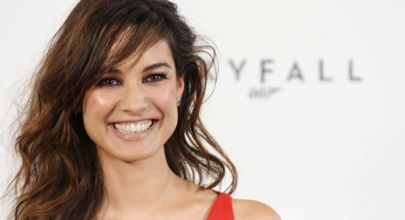 New Bond girl Berenice Marlohe reveals her inspiration