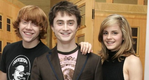 New Harry Potter featurette