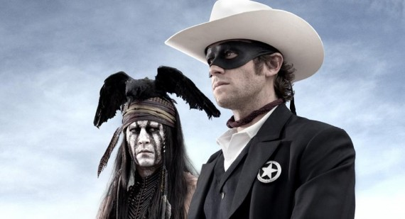 New The Lone Ranger pics plus Gore Verbinski talks about the movie