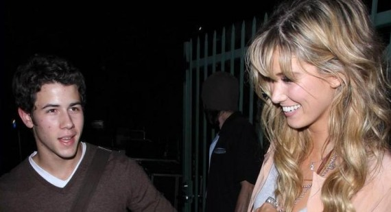 Nick Jonas and Delta Goodrem get Joe Jonas approval