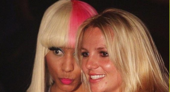 Nicki Minaj and Britney Spears come to blows