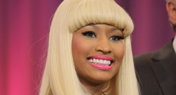 Nicki Minaj gunning for Jay-Z