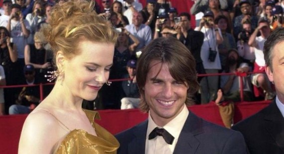 Nicole Kidman speaks of Tom Cruise relationship