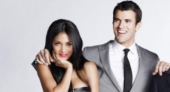 Nicole Scherzinger and Steve Jones dating?