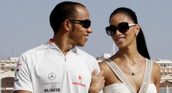 Nicole Scherzinger discusses Lewis Hamilton relationship
