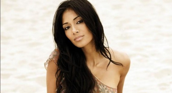 Nicole Scherzinger discusses her PVC Halloween outfit