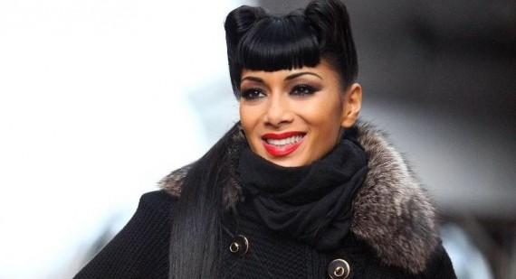 Nicole Scherzinger fears X Factor threat from Mel B