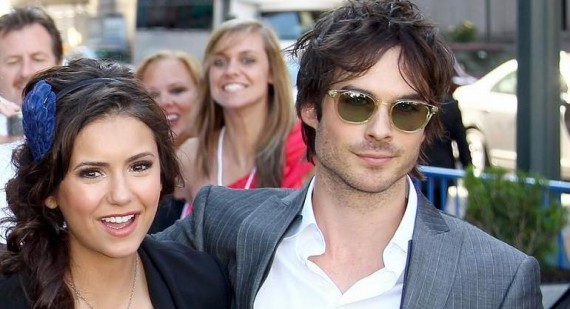 Nina Dobrev and Ian Somerhalder to marry?