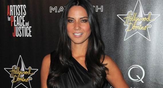 Olivia Munn wants to do great work