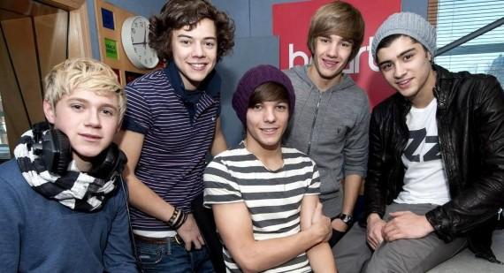 One Direction set for another No.1 single with Little Things