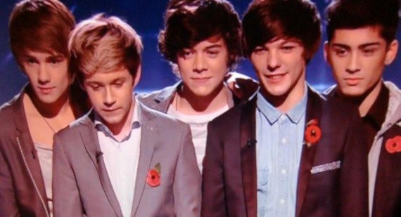 One Direction the best X Factor act ever