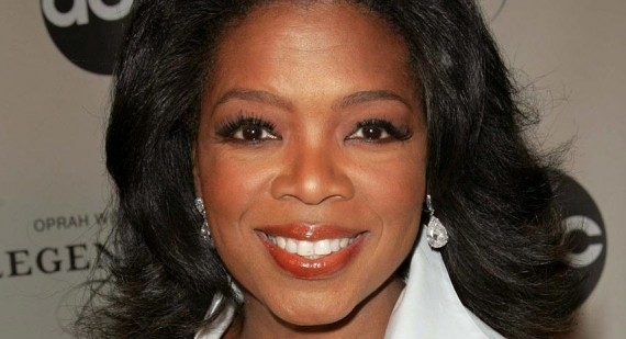 Oprah Winfrey loves Fifty Shades of Grey!