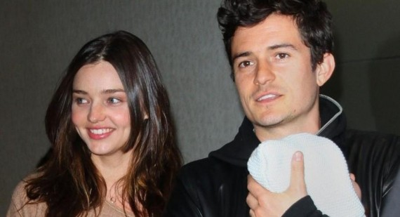 Who did Orlando Bloom bunk with during lord of the rings?
