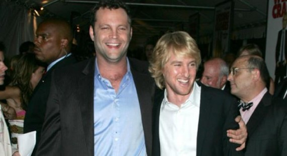 Owen Wilson and Vince Vaughn set to reteam on the big screen