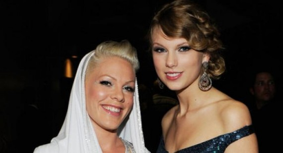 P!nk 'Who Knew' as covered by Taylor Swift