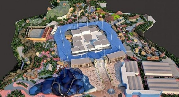Paramount theme park to open in Kent