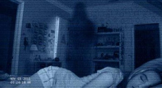 Paranormal Activity 4 tops box office with Paranormal Activity 5 set for next year