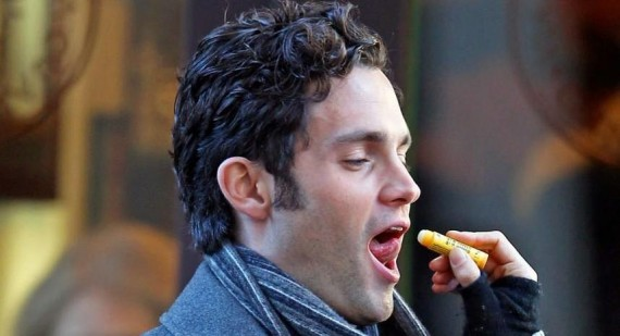 Penn Badgley to quit acting for music?