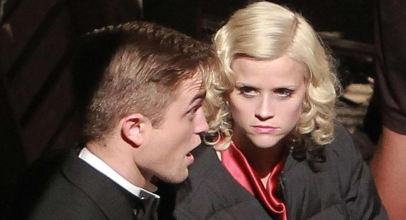 Reese Witherspoon praises Robert Pattinson