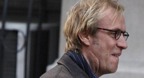 Rhys Ifans reveals Lizard make up for Spiderman