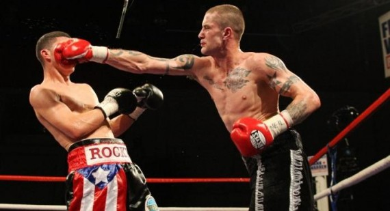 Ricky Burns is British boxings best role model