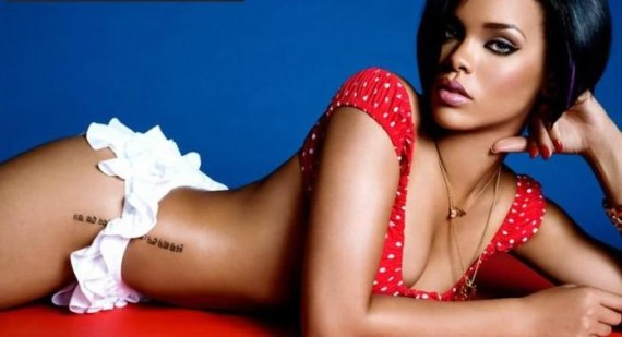 Rihanna Gets 17th Tattoo, But What Do They All Mean?