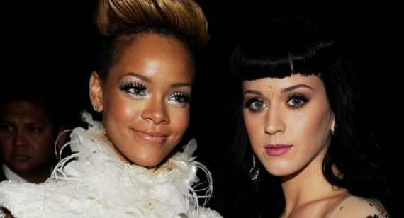 Rihanna and Katy Perry duet is set to be iconic
