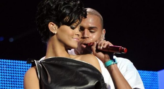 "Rihanna believes Chris Brown is ""the one"""