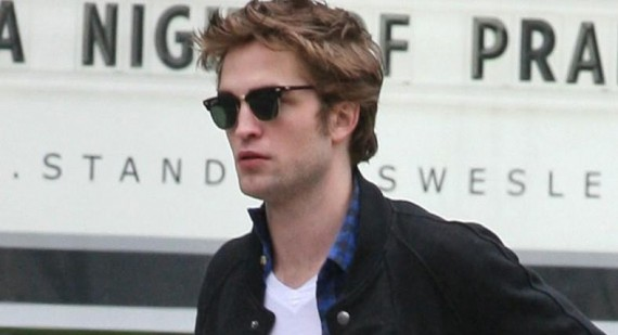Robert Pattinson: James Bond Or Christian Grey Role?