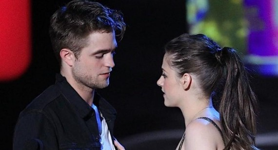 Robert Pattinson And Kristen Stewart Back On Speaking Terms