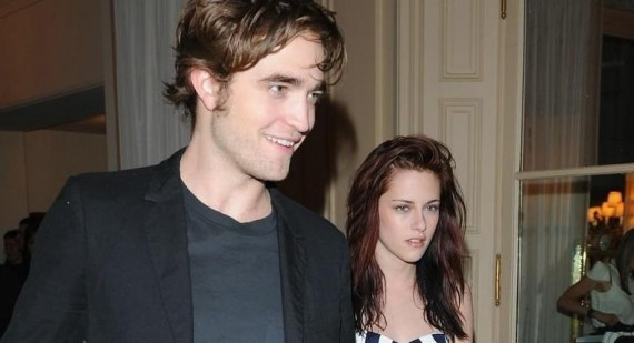 Robert Pattinson and Kristen Stewart finally reunite
