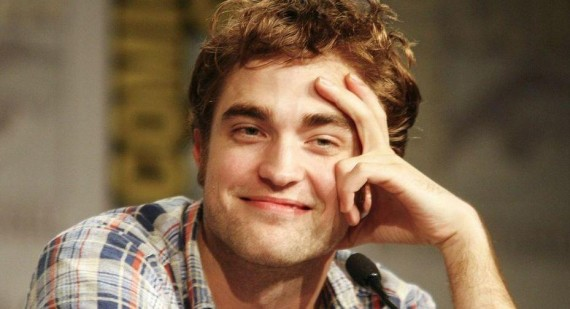 Robert Pattinson embarrassed by Twilight Breaking Dawn 'Sex Face'