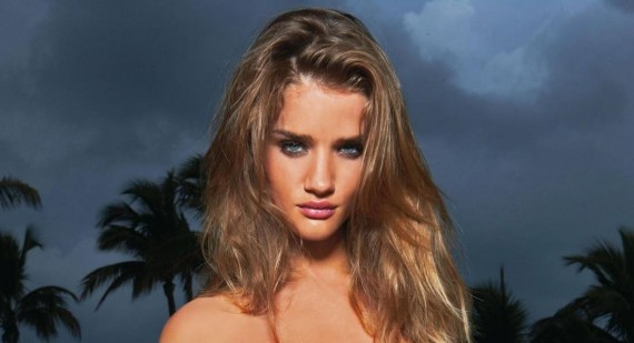 Rosie Huntington-Whiteley thankful for Transformers role