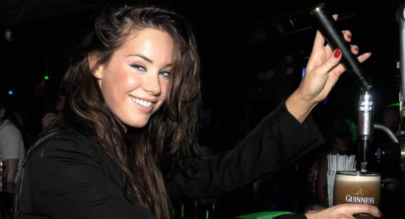 Roxanne McKee reveals how she got in to acting