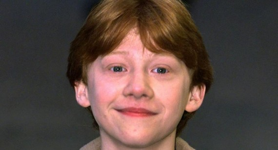 Rupert Grint to play ginger James Bond?