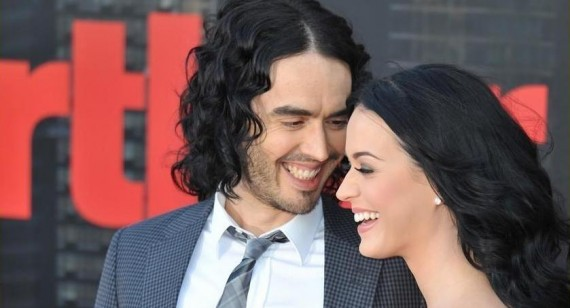 Russell Brand Talks About Katy Perry, Divorce, & Yoga