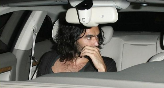 Russell Brand and Zooey Deschanel dating?