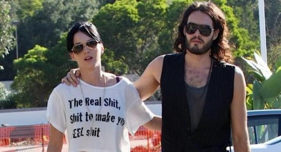Russell Brand tells Ellen DeGeneres that he still loves Katy Perry