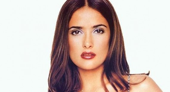 Salma Hayek did not want to kiss Kevin James in Here Comes the Boom