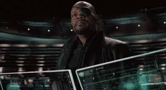 Samuel L Jackson enjoyed The Avengers atmosphere
