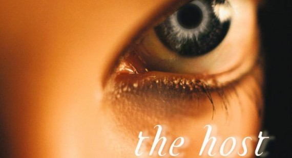 Saoirse Ronan, Jake Abel and Max Irons in The Host movie poster